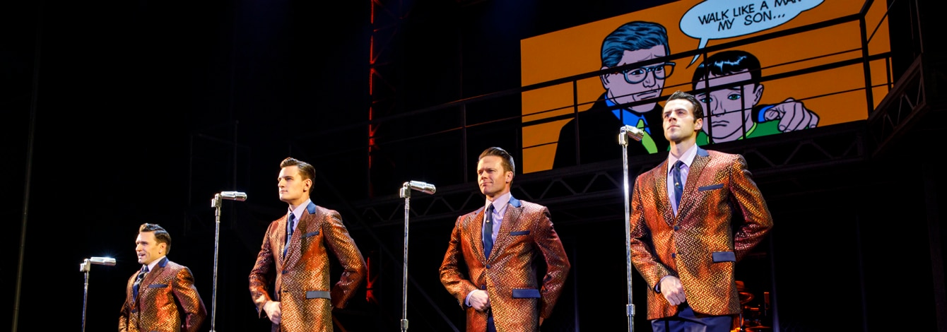 Jersey Boys | New World Stages / Stage 1 | Tickets