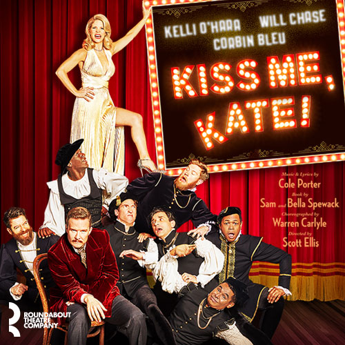 Kiss Me Kate Musical Broadway Show Tickets Group Sales