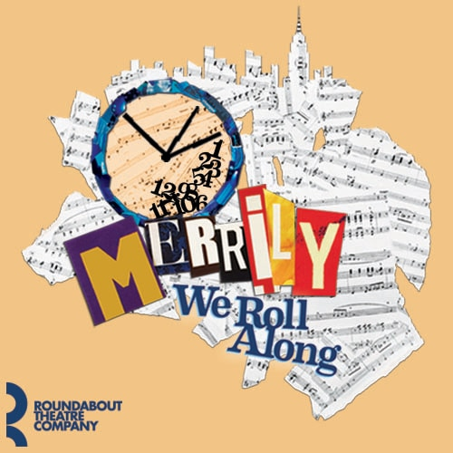 Merrily We Roll Along Musical Off Broadway Show Tickets Group Sales