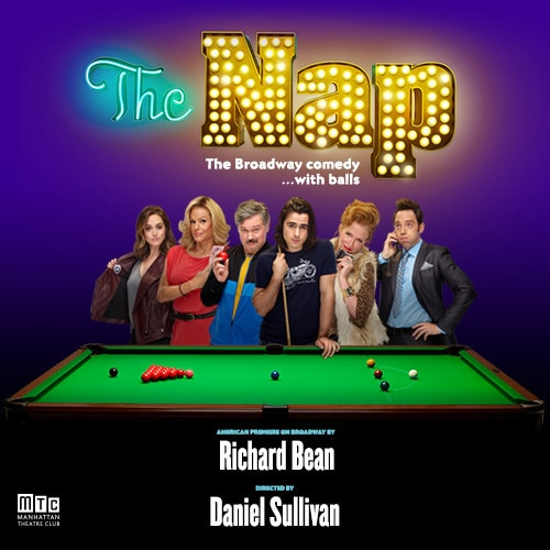 The Nap Play Broadway Show Group Sales Tickets
