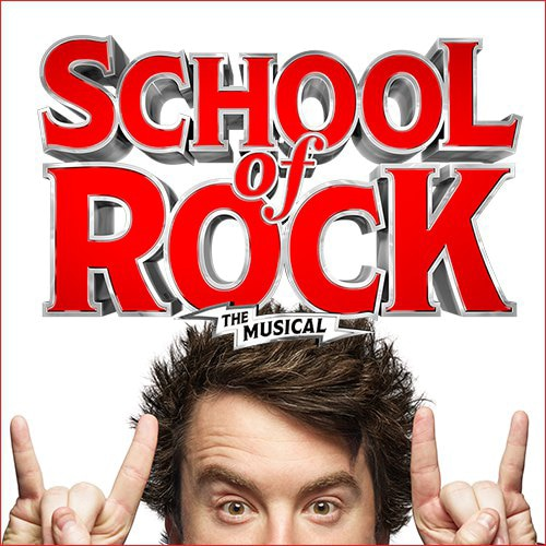 School of Rock Musical Broadway Show Tickets Group Sales