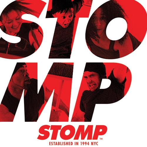 Stomp Off Broadway Show Tickets Group Sales