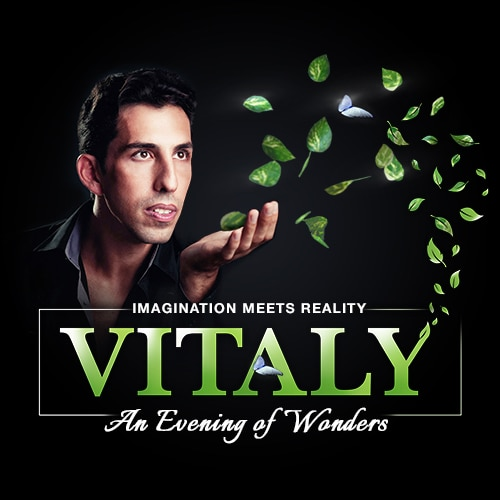 Vitaly Evening of Wonders Off Broadway Show Tickets Group Sales